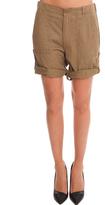 Giada Forte Military Shorts