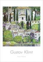 Gustav 1art1 Posters Klimt Poster Art Print - Kirche In Cassone (39 x 28 inches)