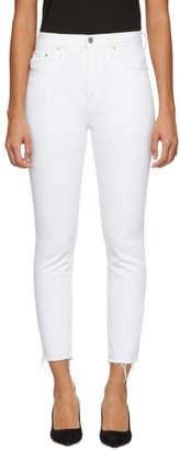 GRLFRND White Karolina Jeans