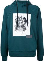 Public School Ervice hoodie - men - Cotton - S
