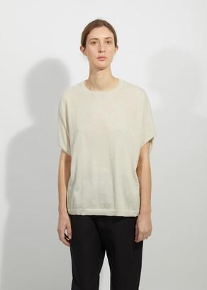 Dusan Cashmere & Silk T-Shirt