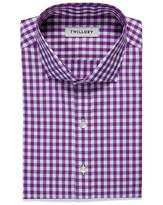 Twillory Poplin Traditional Fit Dress Shirt.