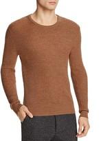 Todd Snyder Wool Waffle Stitch Sweater