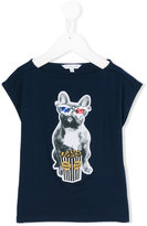Little Marc Jacobs cinema dog T-shirt - kids - Cotton/Modal - 8 yrs