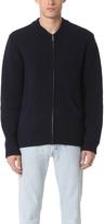 A.P.C. Zip Sweater