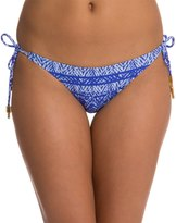 Vix Paula Hermanny Carioca Long Tie Side Bikini Bottom 8117760