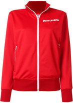 Palm Angels zipped sport jacket