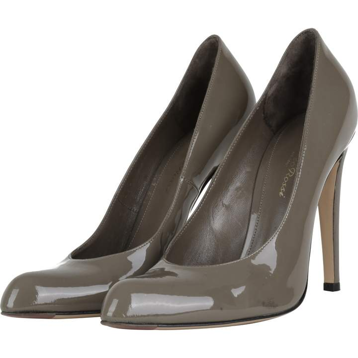 Gianvito Rossi Patent leather escarpins