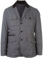 Hackett 'Mayfair' zip out jacket