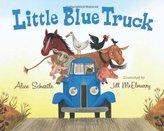 Harcourt Publishers Little Blue Truck (Board Book)