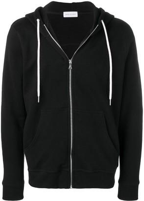 John Elliott Knitted Zip Hoodie