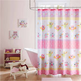 MIZONE Mi Zone Beaked Betty Shower Curtain