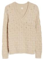 Rebecca Taylor Women's V-Neck Merino Wool Pullover