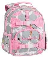 Pottery Barn Kids Pre-K Backpack, Mackenzie Glitter Ballerina Collection