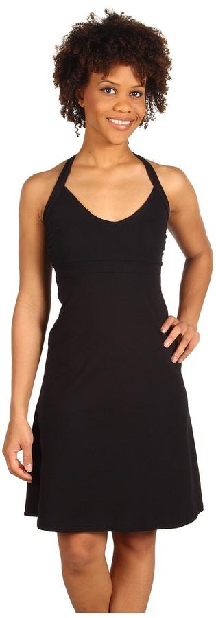 Patagonia Iliana Halter Dress (Black) - Apparel