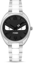 Fendi Momento Bug Stainless Steel Watch, 34mm