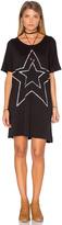 Sundry Star Tunic Dress