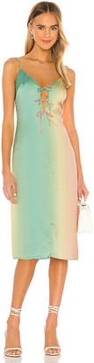 Monroe Song of Style Midi Dress