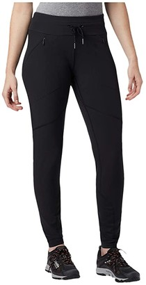 Columbia Bryce Canyontm Hybrid Jogger (Black) Women's Clothing