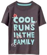 Gymboree Cool Family Tee
