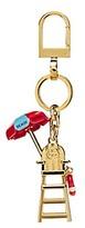 Tory Burch Lifeguard Key Fob