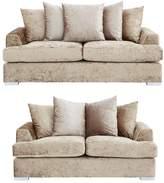 Cavendish Finsbury 3-Seater + 2-Seater Fabric Sofa Set
