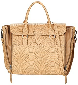 Sabrina SOFIA women's Handbags in Beige