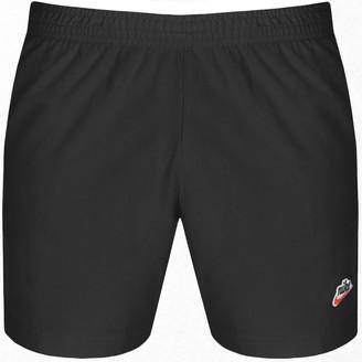 Nike Gym Logo Shorts Black