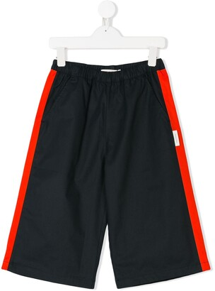 Tiny Cottons side panel trousers