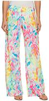 Lilly Pulitzer Bal Harbour Palazzo Women's Casual Pants