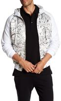 Versace Printed Fleece Hoodie