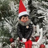 The Elf on the Shelf® Claus Couture Puffy North Pole Parka