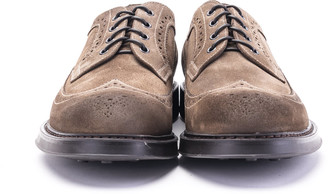 Doucal's Doucals Lace-up Leather Shoes