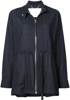 Adam Lippes Side Ties Jacket