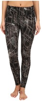 Zobha Kadin Printed Leggings