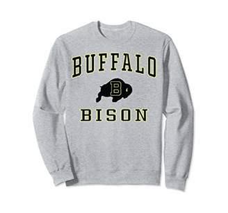 Buffalo David Bitton High School Bison Sweatshirt C1