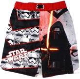 Disney Star Wars Boys Swim Trunks Swimwear