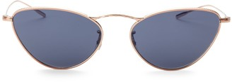 Oliver Peoples 56MM Cat Eye Sunglasses