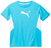 Puma Logo Tee (Little Boys)