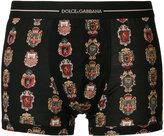 Dolce & Gabbana Heraldic Sicilia boxers