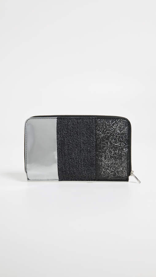 Alexander Wang Dime Continental Wallet