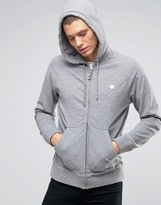 Pretty Green Sweatshirt With Logo In Slim Fit Gray