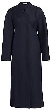 The Row Women's Tanilo Wool Silk Coat