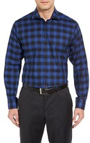 Toscano Men's Check Sport Shirt