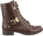 G by Guess Women's Guess, Burke Combat Boot