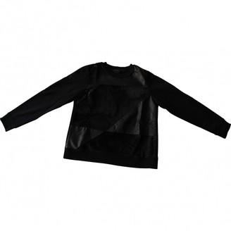 Theory \N Black Cotton Knitwear