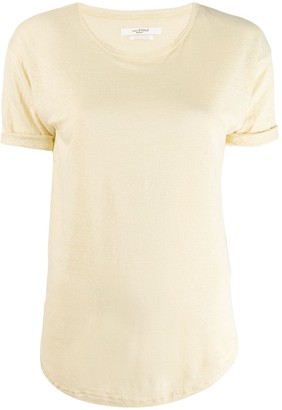 Etoile Isabel Marant short-sleeve fitted top