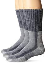 Thorlo Thorlos Padded Light Hiking Crew Sock, 3 Pack