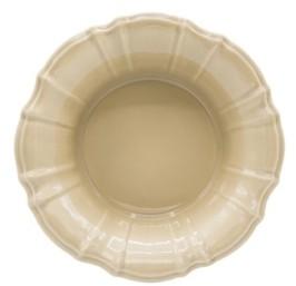 Chloé Euro Ceramica Taupe Pasta Bowl