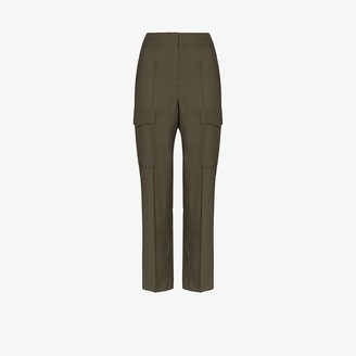 LVIR High Waist Cargo Trousers